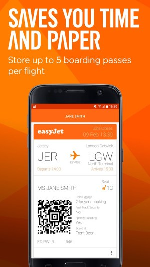 easyJet: Travel App 2.42.2 Screen 3