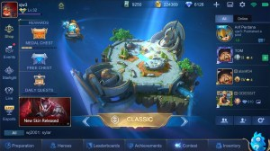 Android Mobile Legends: Bang Bang Screen 12