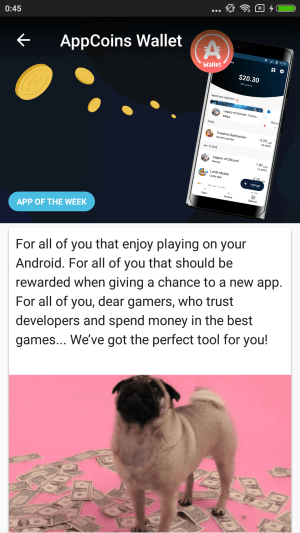 Aptoide Dev 9.13.2.0.20200301 Screen 2