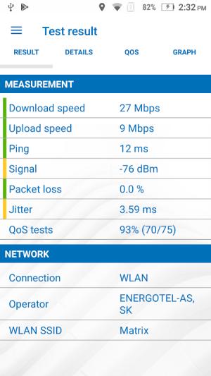 RU MobilTest V2.7.41 Screen 13