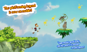 Rayman Jungle Run 2.0.8 Screen 1