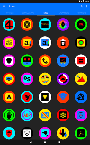 Android Pixel Icon Pack ✨Free✨ Screen 19