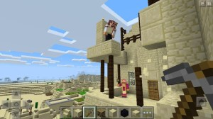Minecraft: Pocket Edition 1.10.0.4 Screen 10