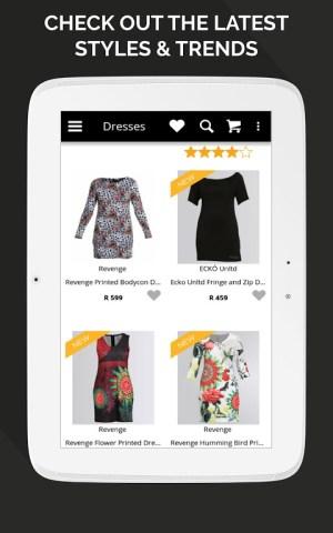 Online Fashion Shopping Zando 1.2.0 Screen 9
