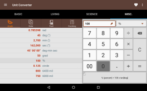 Unit Converter Pro 2.5.2 Screen 9