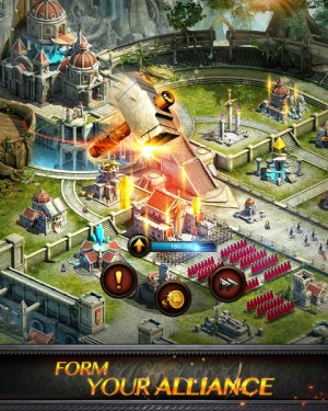 Android Clash of Queens: Light or Darkness Screen 4