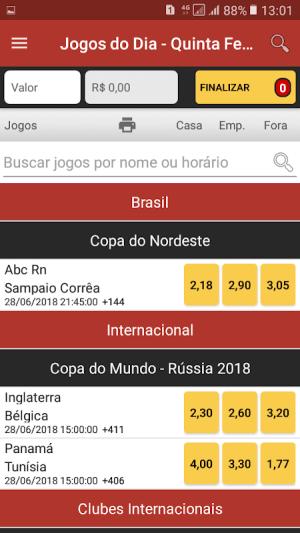 SA Esportes 4.6.1.3 Screen 3