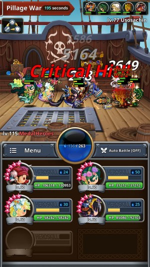 Medal Heroes : Return of the Summoners 2.3.6 Screen 6