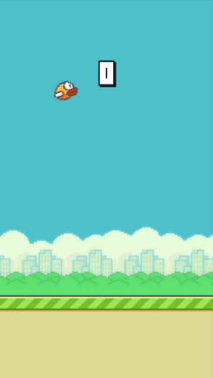 Flappy Bird 1.3 Screen 5