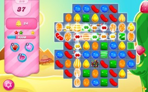 Android Candy Crush Saga Screen 19