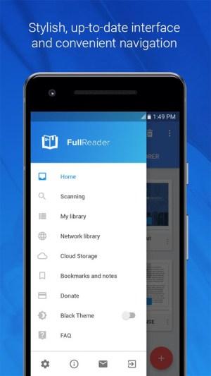 FullReader – e-book reader 4.0.7 Screen 10