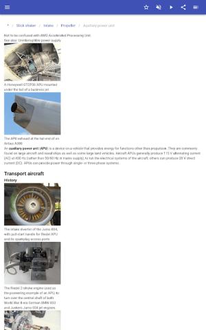 Construction of aircraft 8.5.4 Screen 1