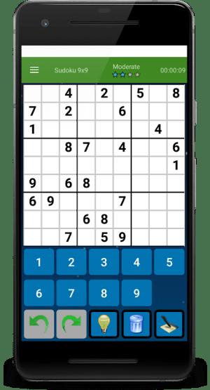 Sudoku(No Ads)- Offline sudoku classic puzzle 22.0 Screen 2