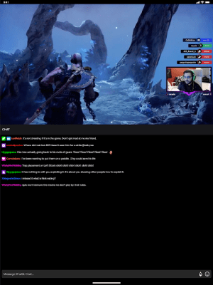 Twitch 7.1.0_BETA Screen 1