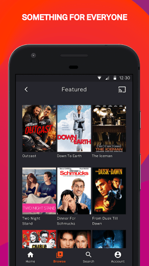 Android Tubi - Free Movies & TV Shows Screen 6