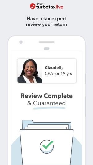 TurboTax Tax Return App – Max Refund Guaranteed 5.8.1 Screen 7