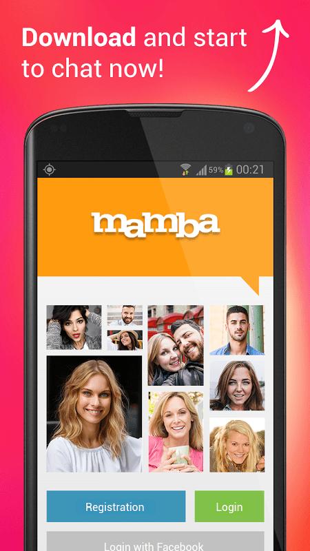Mamba free dating