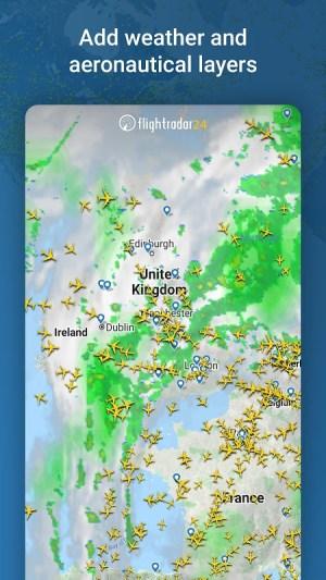 Flightradar24 Flight Tracker 8.7.4 Screen 9