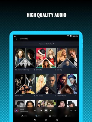 Android Amazon Music Screen 6