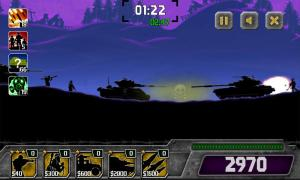 Android Dawn Wars Screen 7