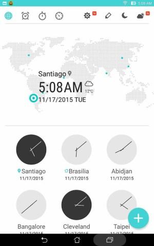 ASUS Digital Clock & Widget 5.0.0.45_190227 Screen 1