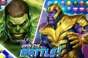 MARVEL Puzzle Quest: Join the Super Hero Battle! 196.517093 Screen 2