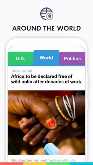 SmartNews: Local Breaking News 8.26.0 Screen 1