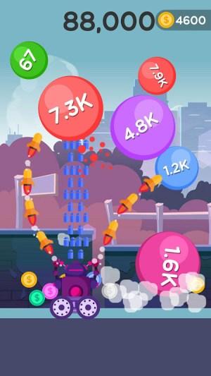 Ball Blast - Jump ball 6.0 Screen 1
