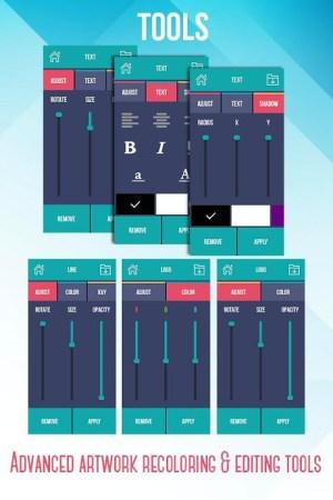 Business Card Maker & Creator 2.2.0 Screen 3
