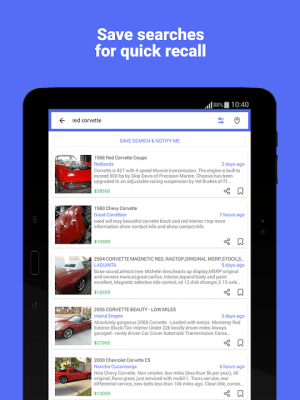 Android Daily for Craigslist App Screen 6