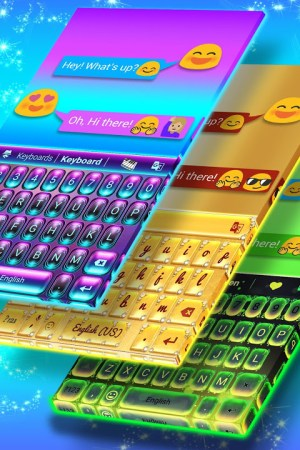 Redraw Keyboard Emoji & Themes 2.8.2c Screen 4