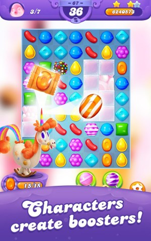 Candy Crush Friends Saga 1.15.8 Screen 9