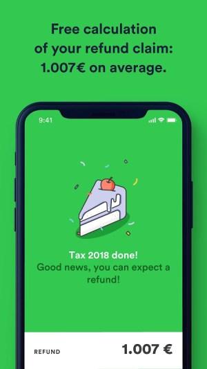 Taxfix – Simple German tax declaration via app 1.68.0 Screen 4