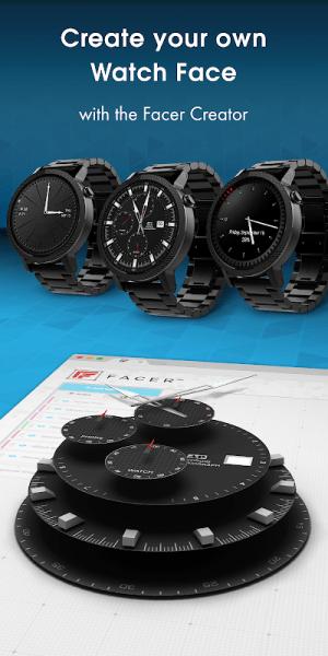 Facer Watch Faces 5.1.20_101361 Screen 3