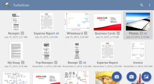 TurboScan: scan documents & receipts in PDF 1.5.7 Screen 8