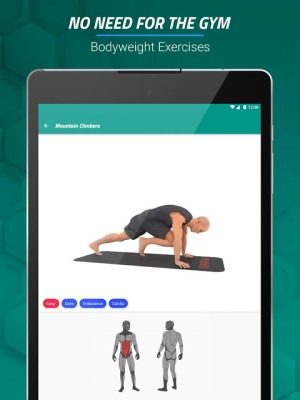 7 Minute Workouts FREE 4.3.64 Screen 13
