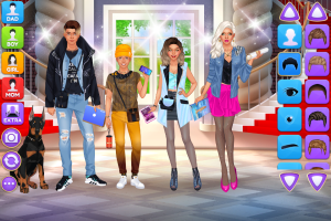 Superstar Family - Celebrity Fashion 1.0 Screen 5