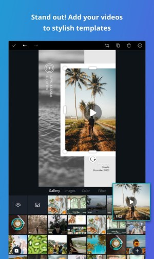 Canva: Graphic Design for Flyers, Logos & Posters 2.41.0 Screen 7
