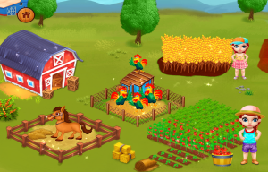 Android Animal Farm Games For Kids Screen 6