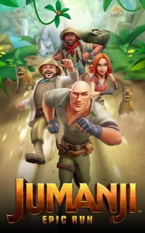 Jumanji: Epic Run 1.0.0 Screen 5