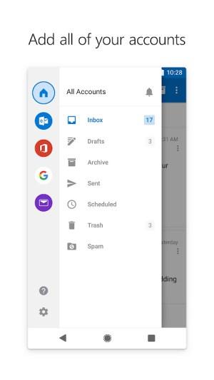 Microsoft Outlook 4.2114.2 Screen 7