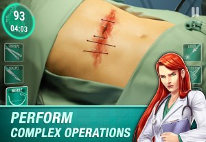 Operate Now: Hospital Doctor 1.9.1 Screen 2