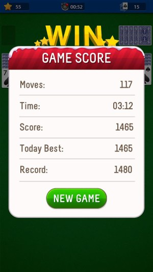 Spider Solitaire 1.0.179 Screen 2