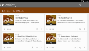 BeyondPod Podcast Manager 4.2.30 Screen 18