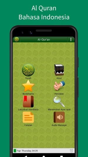 Al'Quran Bahasa Indonesia 4.5.6c Screen 10
