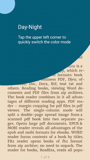 ReadEra - book reader pdf, epub, word 19.12.27+1120 Screen 13