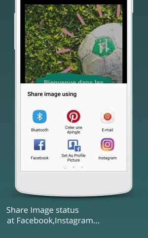 Android Whatsapp Status Downloader and Saver Screen 2