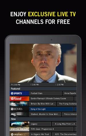 Pluto TV - It's Free TV 5.9.0-leanback Screen 5