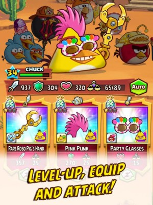 Angry Birds Fight! RPG Puzzle 2.5.6 Screen 11