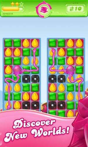 Candy Crush Jelly Saga 2.39.4 Screen 4